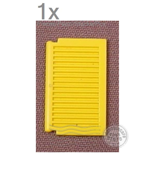 1x lego 3856 yellow 1x2x3 window shutter serranda - Serranda finestra ...